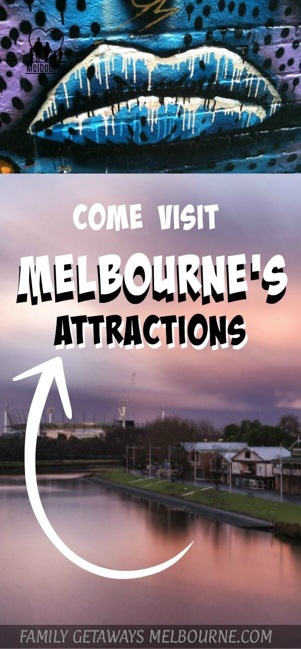 Such an interesting city with so many Melbourne attractions that you don't want to miss out on. Click the image for more information.