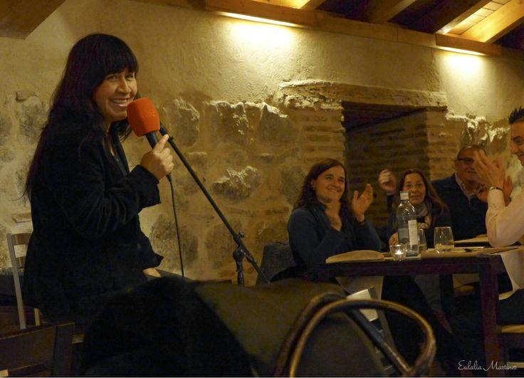 Sesiones golfas en el Restaurante La Bruja con José Campanari y Mercedes Hernández- 28 Marzo Fotografía de Eulalia Martínez