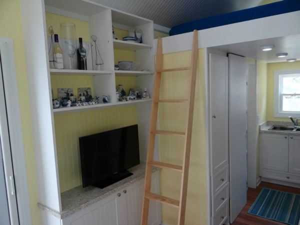images about tiny spaces on, signatour campers tiny houses, signatour tiny home, signatour tiny house