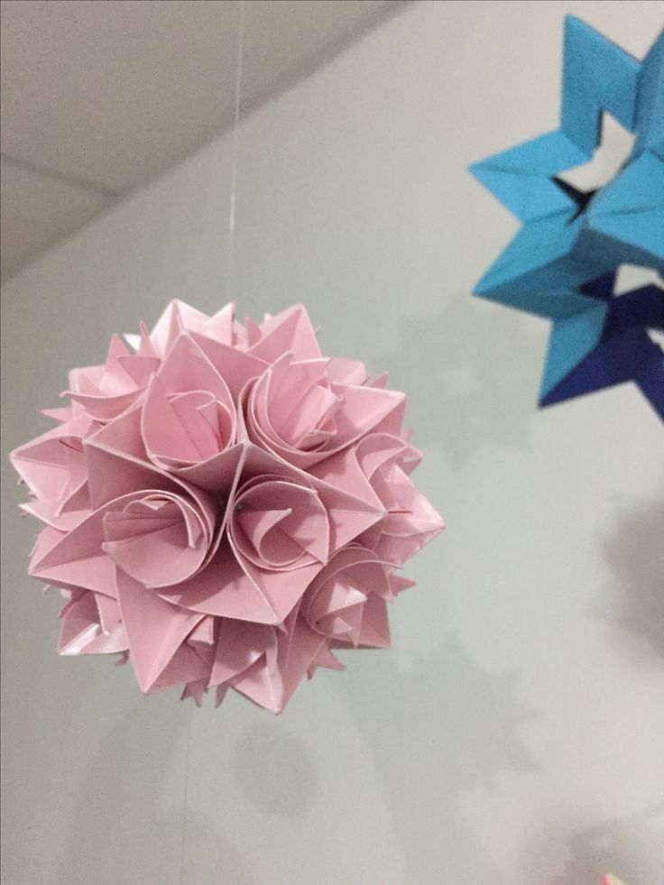 Origami Curler Icosidodecahedron Paper majestic 120 gr