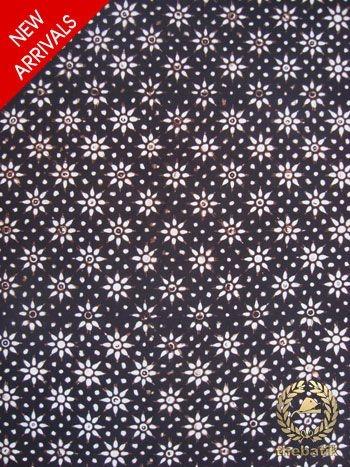 Kain #Batik cap Jogja - Kembang tanjung kecil