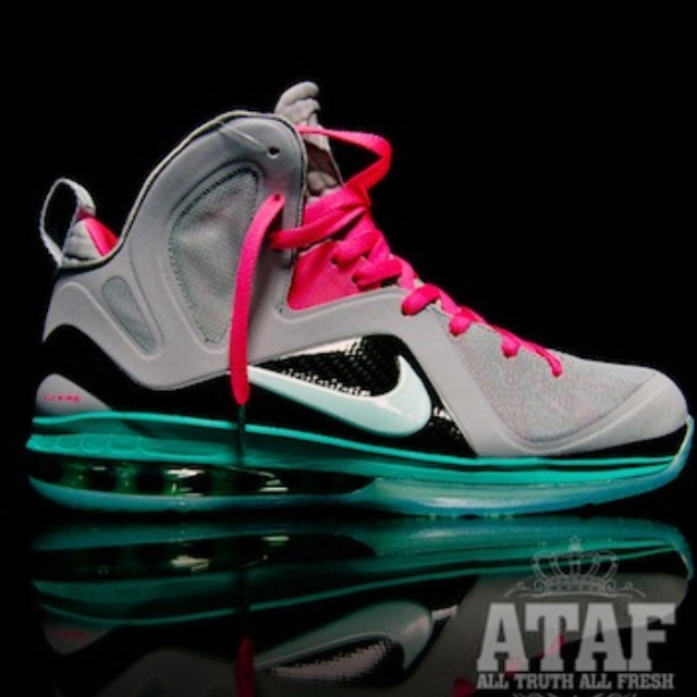 Lebron 9 south beaches · Nike Shoes ...