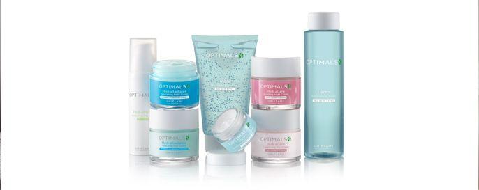 Kosteutta kaikille ihotyypeille   Oriflame Cosmetics
