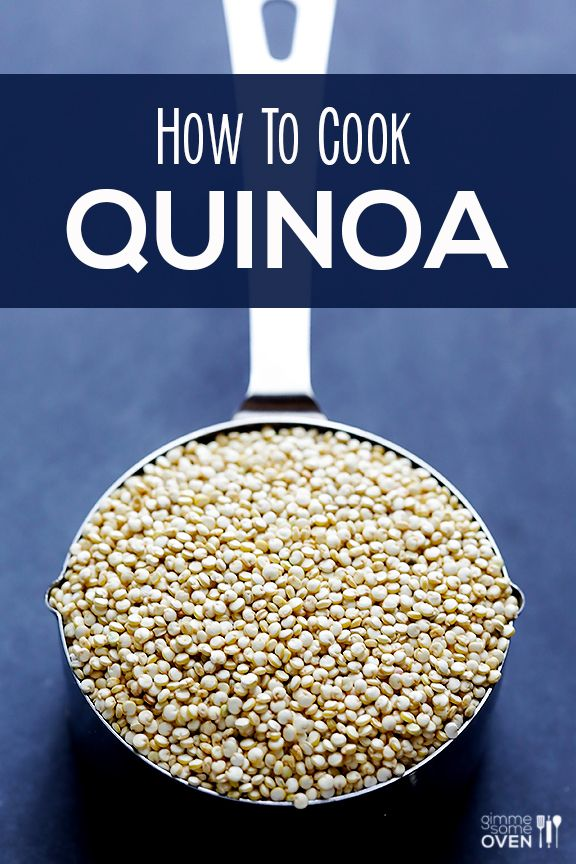 How To Cook Quinoa (Pronounced keen-wah)  easy step by step directions with photos