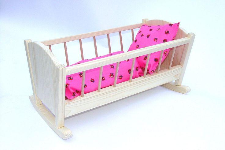 Katalog zboží - Specializovaná prodejna na dřevěné hračky, stavebnice, vláčky a veškeré výrobky ze dřeva. kolebka