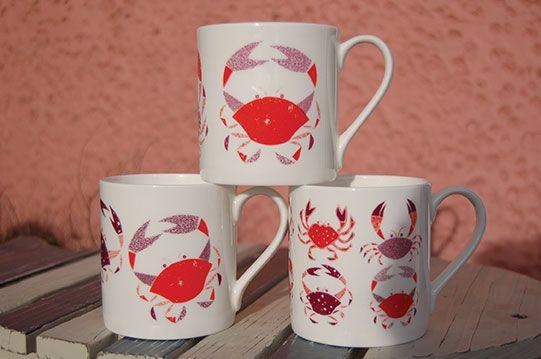 Simon Hart mugs, available from Stubbs Mugs. www.stubbsmugs.co.uk