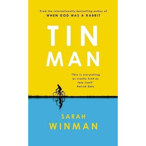 Tin Man - Sarah Winman - a book set (partially) in one of my favourite travel destinations (South of France). Heartbreakingly beautiful. 5 stars.