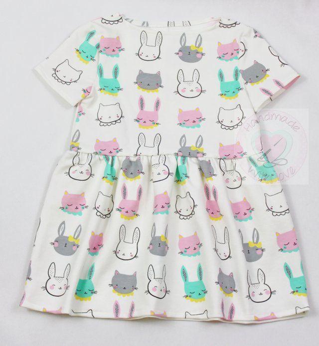 Sukienka Kroliczek