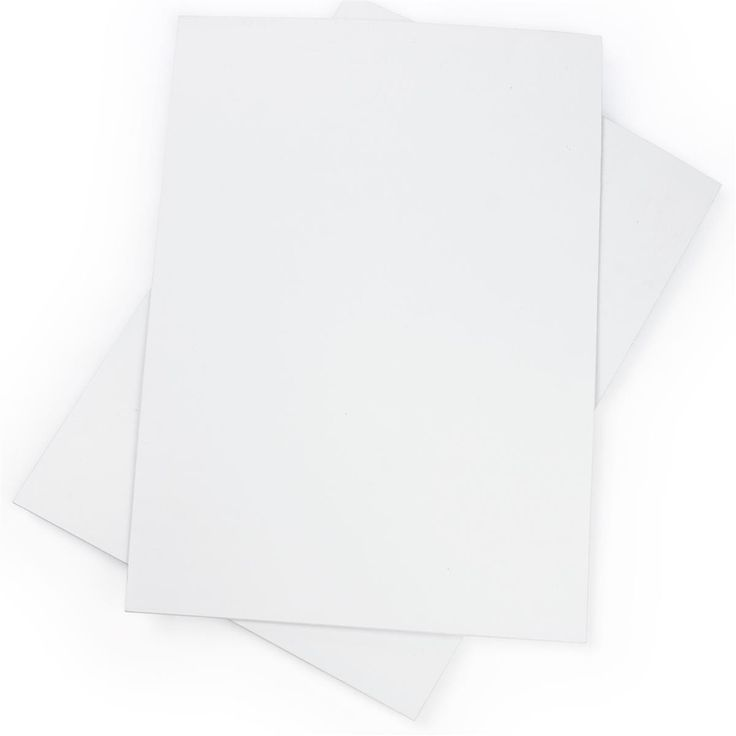 "$19 each (min of 2) 22 x 28 Coroplast Sign Boards  3/16"" Thick, Set of 2 - White for A-Frame sandwich board"
