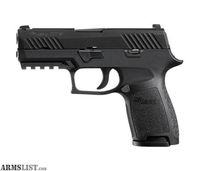 For Sale: Sig Sauer P320 Compact 45 ACP Factory New