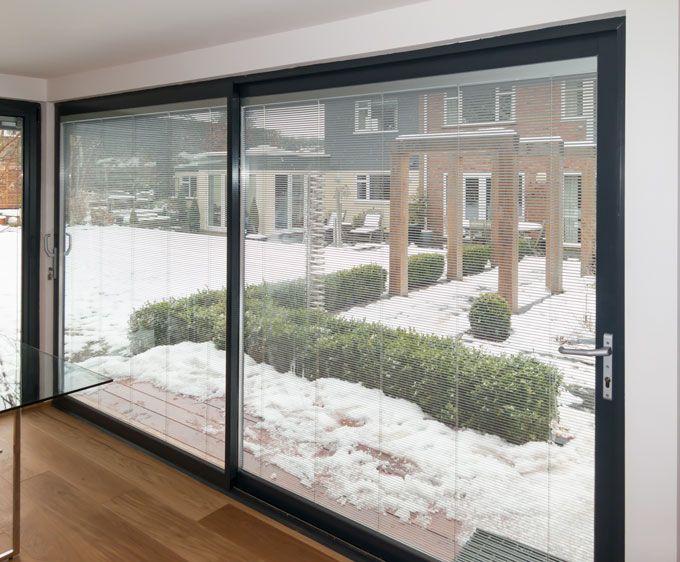 Aluminium Sliding Patio Doors - Manufacturer - Installer - GRP Designs