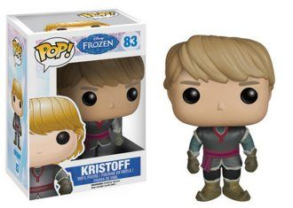 Kristoff Disney: Frozen Funko POP Action Figures! | SKGaleana