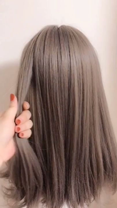 This Woman Tired of Using Flat Iron on Hair. Now Use THIS and You're Super Happy!