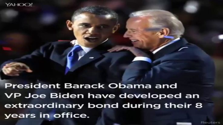 The President Barack Obama  VP Joe Biden bromance will be missed