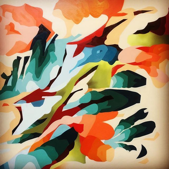 Fred, Kärlek, Gemenskap och Solidaritet. Ruskig 2016. Montana Gold på Linneduk 120X120cm. #Ruskig #ångest #stm #stockhomstunnelbanemaffia #pärra #andreasson #graffiti #graffitikonstnär #konst #konstnär #gatukonst #urbankonst #samtidskonst #måleri #muralmåleri #malmö #stockholm #svensk #folkhemshiphop #folkhemspop #fred #kärlek #gemenskap #solidaritet