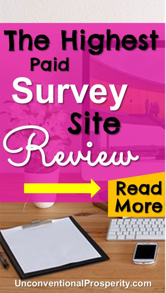 Survey Junkie Review (Get Paid Daily With Online Surveys for