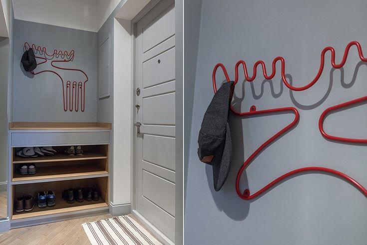 Трёхкомнатная квартира для холостяка наТишинке. Изображение №4.