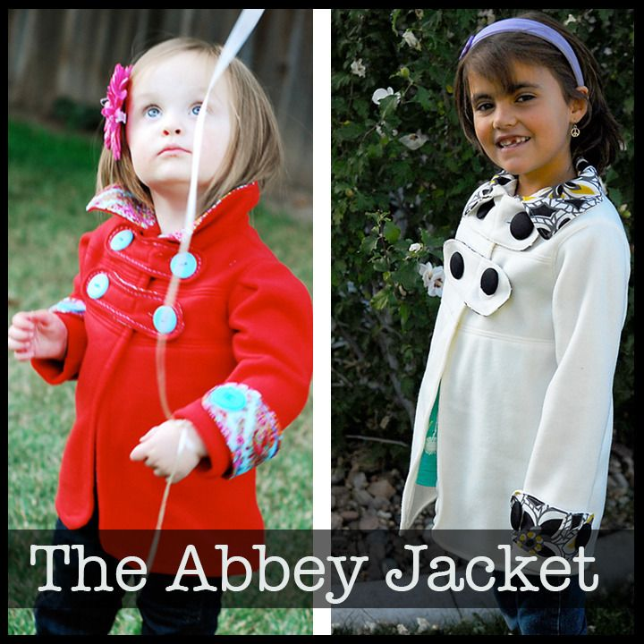 The Abbey Jacket | ShwinDesigns