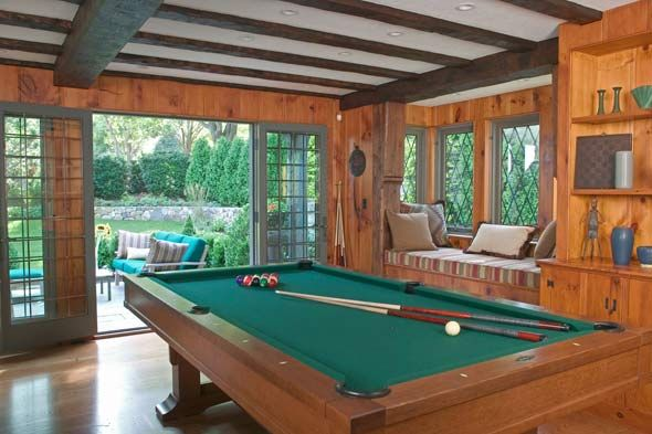 my game room | Guest Blogger: Converting your Garage into a Game Room | Home Staging ...