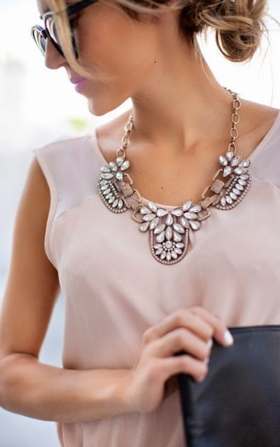This necklace though