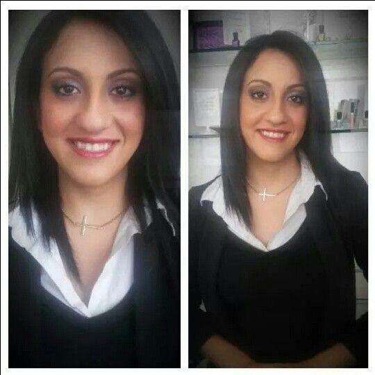 Grad makeup by me