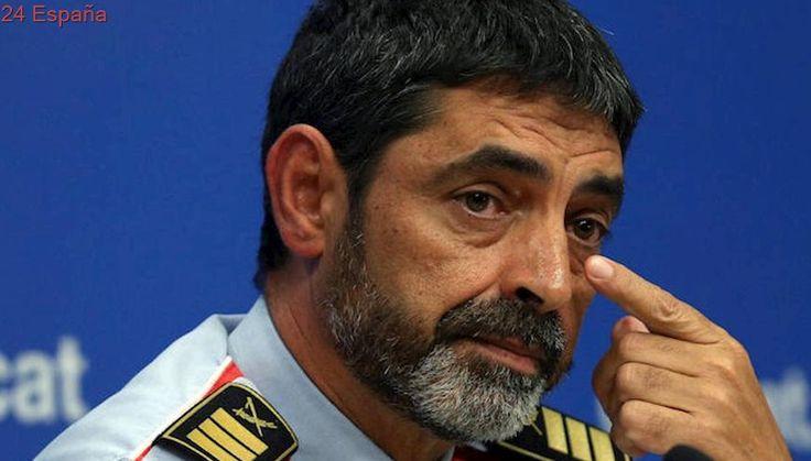 Los Mossos descartaron la alerta por ser de «muy baja fiabilidad»