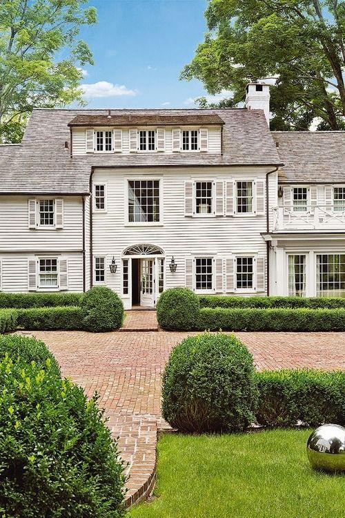 23 best white house black trim images on pinterest