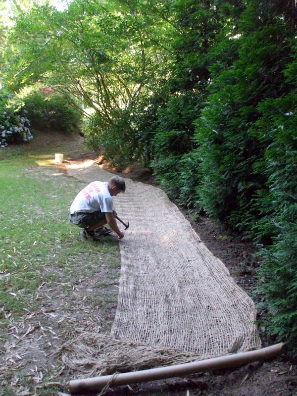 Dry Creek Beds Can Be A Viable And Attractive Alternative