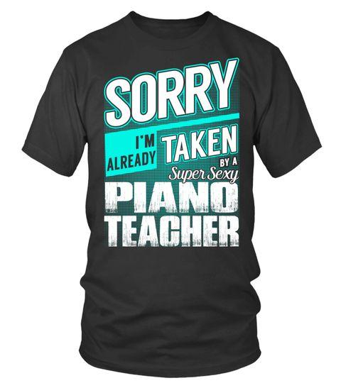sexy piano teacher