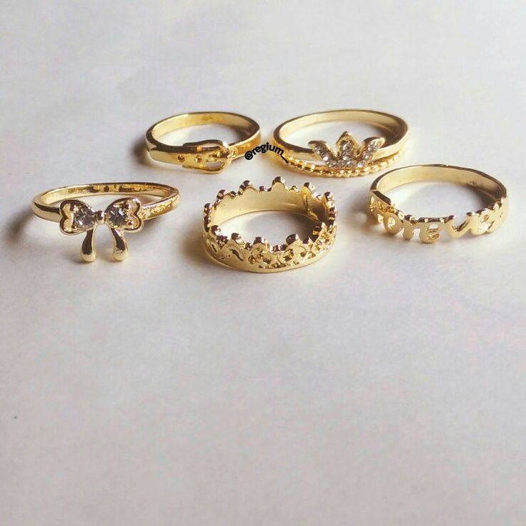 #royaltysforthecommoner  Set of 5 midirings  for ₹449 only  Only one set available  Grab it soon before someone else grabs it You can Shop  them from www.regium.in Link in bio  Or whatsapp on 7666649710/9022910123
