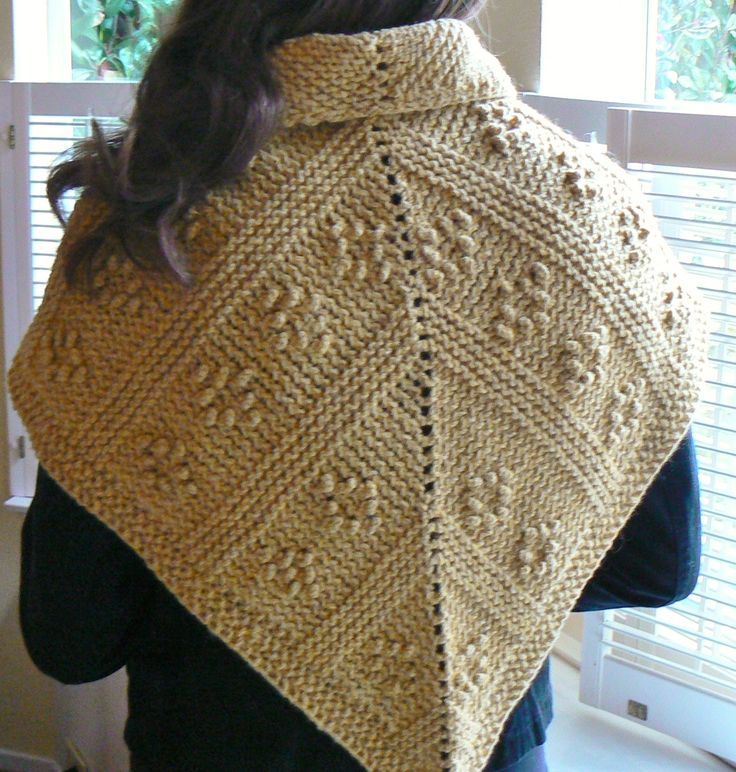 Basic Loom Knitting Instructions : Knitted shawls loom innovative patterns for