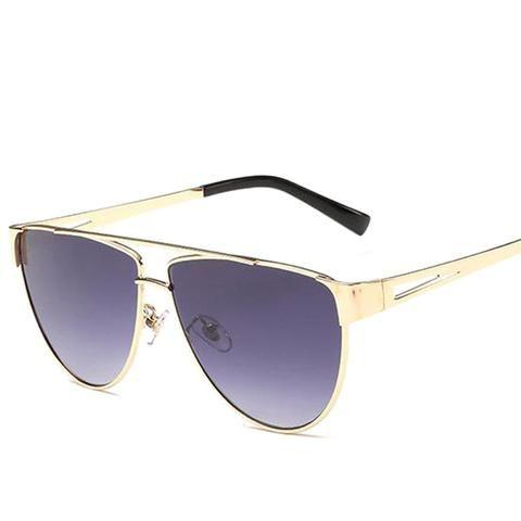 The Baltic Sea Reflective Sunglasses