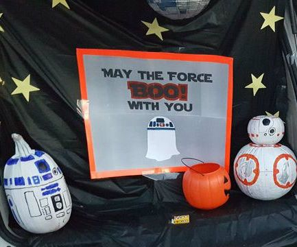Star Wars Themed: Trunk-or-Treat