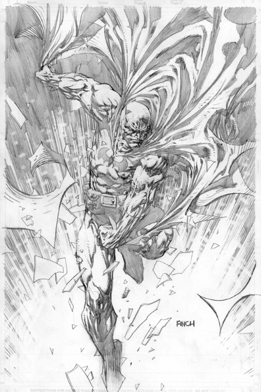 Batman, David Finch