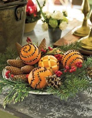50+ Χριστουγεννιάτικες ιδέες με ΦΡΟΥΤΑ - ΜΠΑΧΑΡΙΚΑ | ΣΟΥΛΟΥΠΩΣΕ ΤΟ