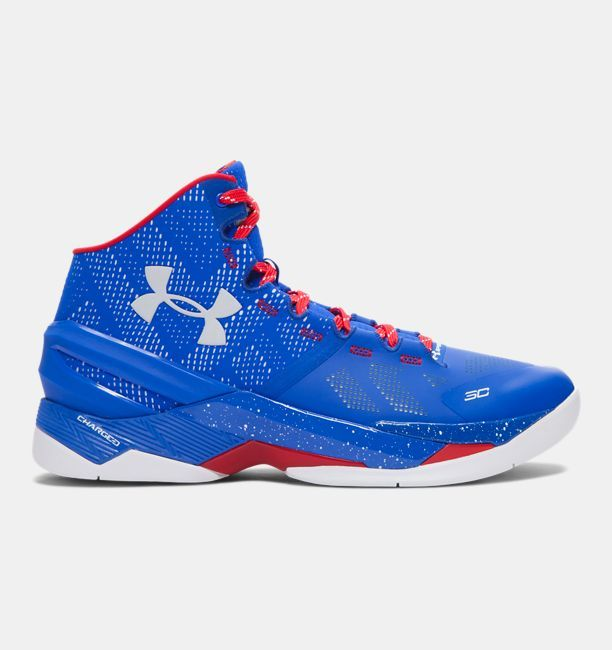 Men's UA Curry Two Basketball Shoes (For Naijuan)