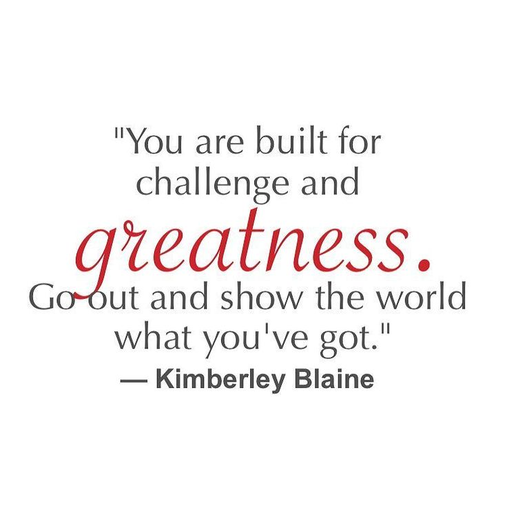 What are some challenges you've faced in your life?