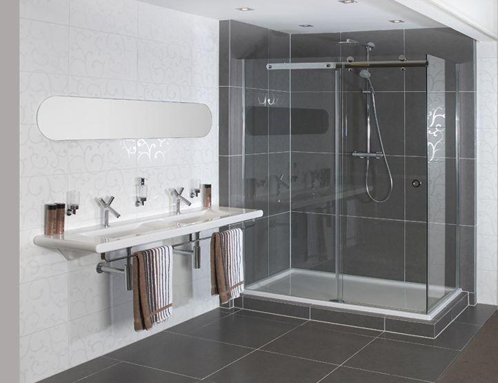 badkamer ontwerp zonder bad + wc - Google zoeken | Huis | Pinterest