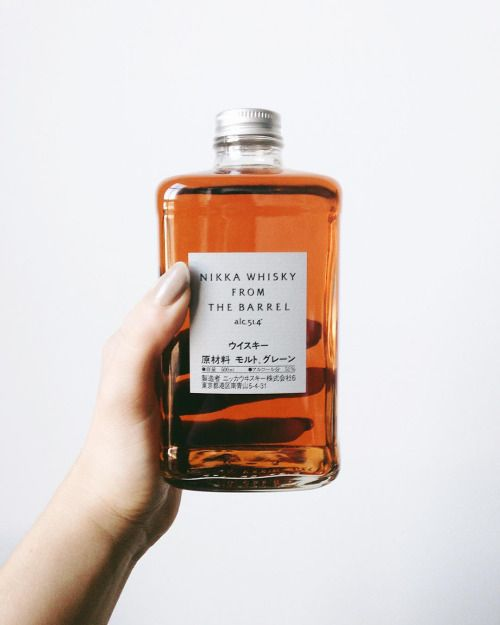 whiskeywrites:  Nikka Whisky From the Barrel.  [Read More]   [q'ddd]