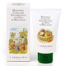 Macassar :: Maschera capillare Volumizzante all'Olio di Macassar ::
