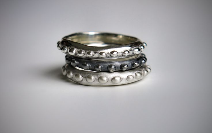 it was only a kiss | made by hand silver rings  http://www.mimietoile.it/shop/it-was-only-a-kiss-fede-in-argento-a-corona/
