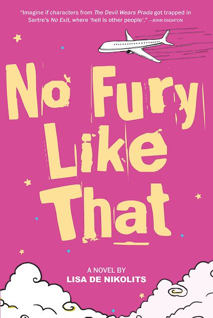 """No Fury Like That"" by Lisa de Nikolits"