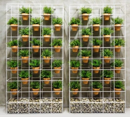 Pi di 25 fantastiche idee su giardini verticali interni su pinterest giardini a parete muro - Prato verticale per interni ...