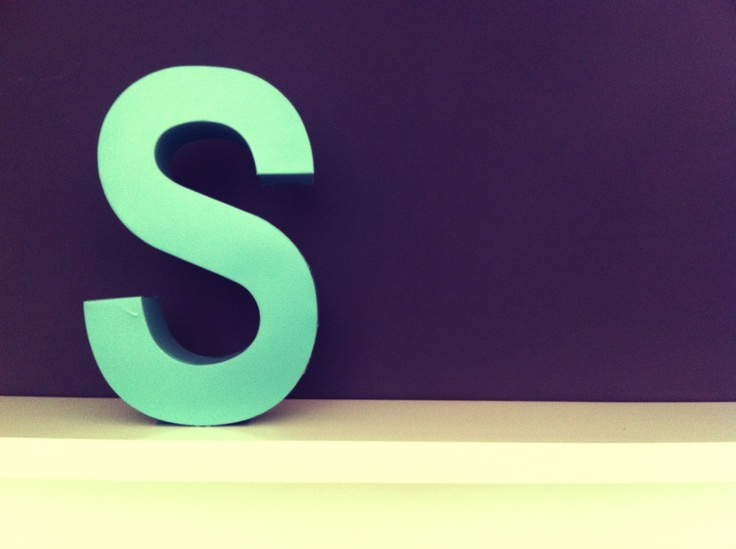S (from Slevin creative studio) #slevinismore