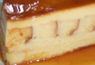Flan-Tarta de reineta: placer doble   El Palillo Leonés. Las tapas de León... a debate