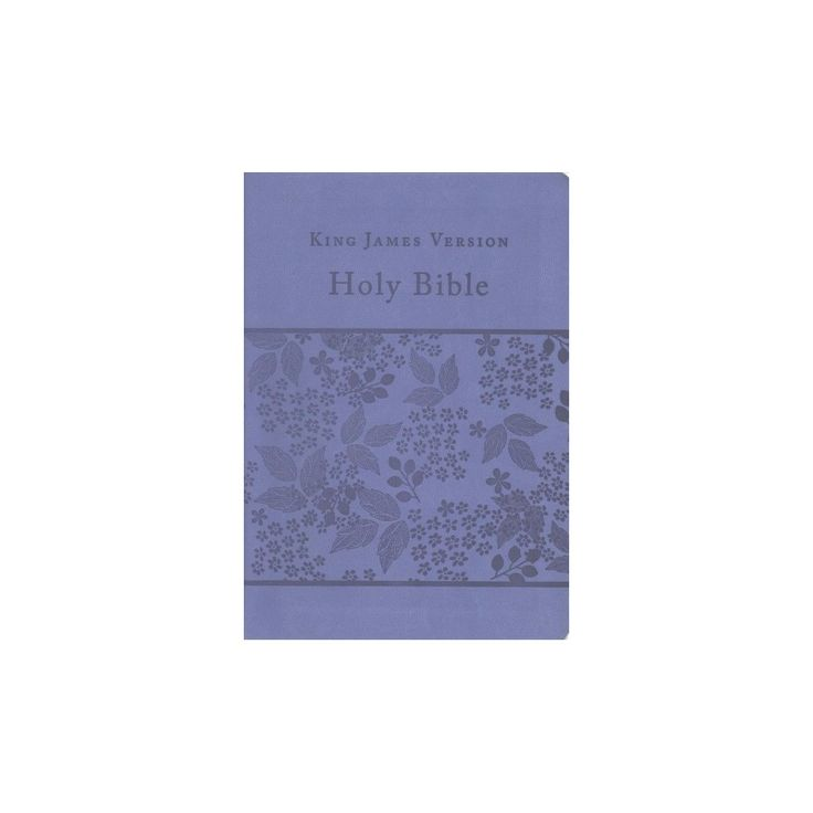 Holy Bible : King James Version, Gift & Award Bible, Reference Edition, Purple (Paperback)