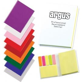Promotional Products - Hardcover Notepad Holder. (Customized with your brand or logo)