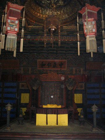 History in  Beijing, The Palace Museum, China