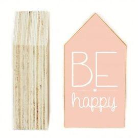 Huisje Be Happy
