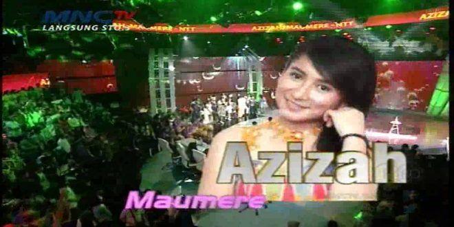 Azizah KDI Runner Up KDI 2015 MNCTV Ikut Dangdut academy 4 Indosiar